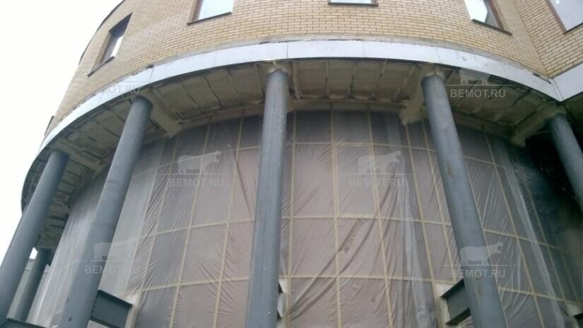 утепление административных зданий