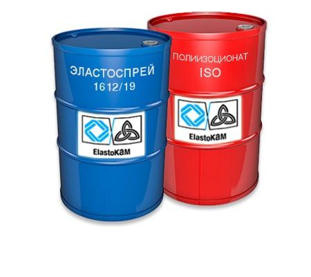 Эластоспрей 1612/19 - Эластокам-BASF - купить по заводским ценам в ГК Бегемот