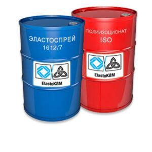Эластоспрей 1612/7 - Эластокам-BASF - купить по заводским ценам в ГК Бегемот