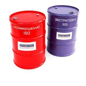 Полимочевина Экстраплан 506 разрешен контакт с питьевой водой от Huntsman