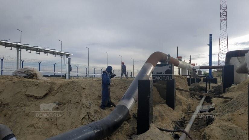 полимочевина для трубопроводов